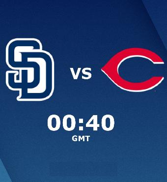 Cincinnati Reds vs. San Diego Padres Day 2 | Tickets
