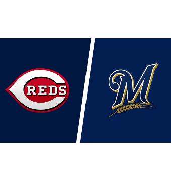 Cincinnati Reds vs. Milwaukee Brewers Day 3 | Tickets
