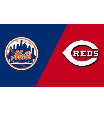 Cincinnati Reds vs. New York Mets Day 3 | Tickets
