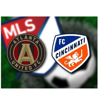 FC Cincinnati vs. Atlanta United FC | Tickets