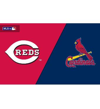 Cincinnati Reds vs. St. Louis Cardinals  Day 2 | Tickets