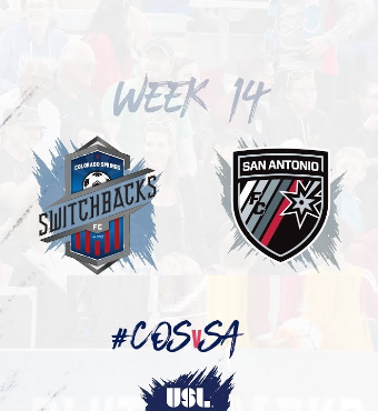 Colorado Springs Switchbacks FC vs. Louisville City FC Day 2 | Tickets