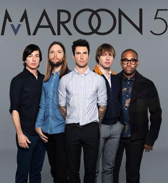 Maroon 5 | Pop Band Concert | Tickets