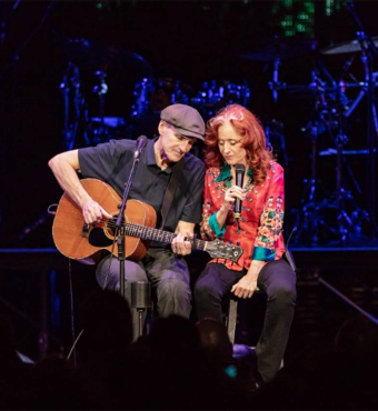 James Taylor & Bonnie Raitt | Live Event | Tickets