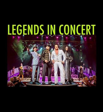 Legends In Concert | Live In Concert Day 2| Tickets
