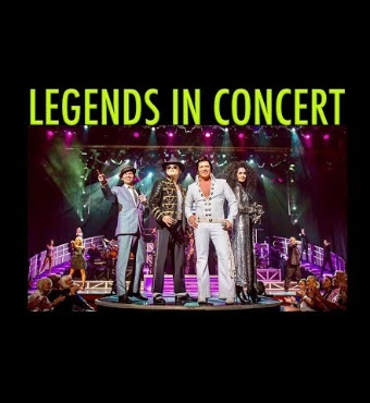 Legends In Concert | Live In Concert Day 5 | Tickets