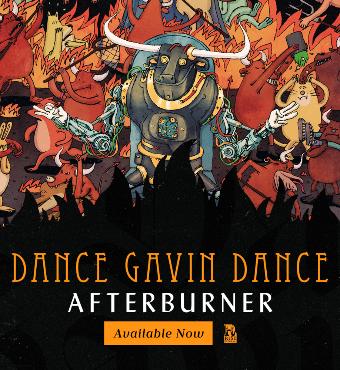 Dance Gavin Dance | Live Event | Tickets