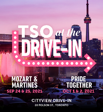 TSO At The Drive-In: Pride Together | Tickets