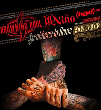 Drowning Pool & Ill Nino | Tickets