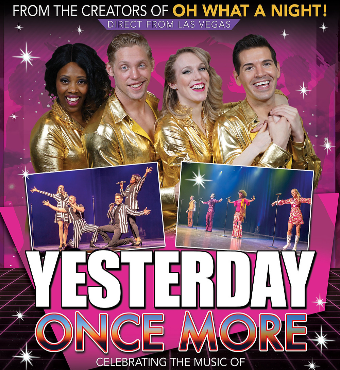 Yesterday Once More | Tickets