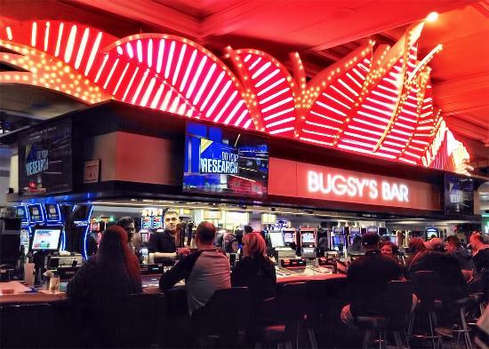 Bugsy's Cabaret At Flamingo Hotel