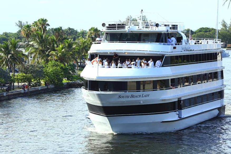 South Beach Lady Yacht Charter