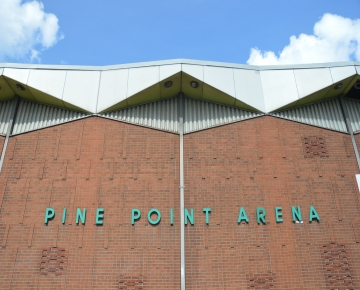 Pine Point Arena